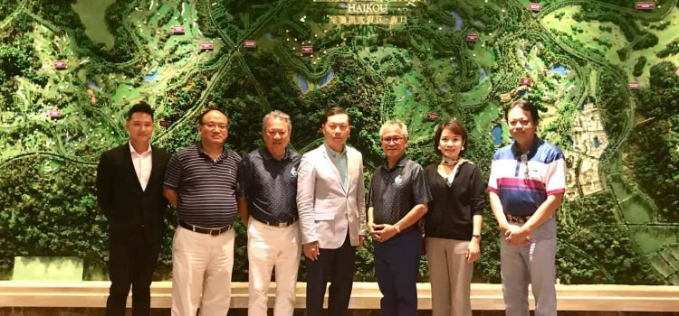 Good news …. Mission hills Gm Martin Ma and Agnes Cheong Singapore, Barameus Gosal Indonesia had accepted our invitation to Pattaya Golf festival caddies Championship Final and Thailand home coming 2020  We will be working closely together promoting Corporate Golf tourism Thailand Singapore Indonesia and China  Thank you to the host mission hills Haikou and Abacus travel for your invitation  EGA Thailand 🇹🇭