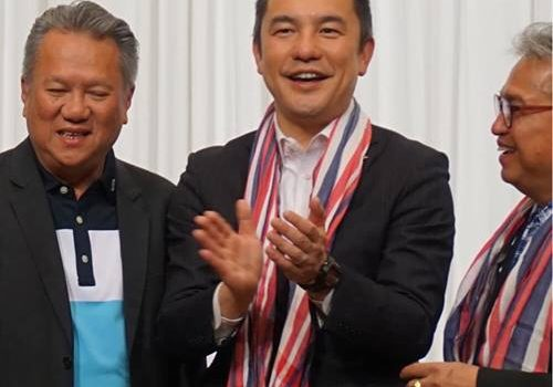 EGA thailand wish to congratulate Mr.Eikei Suzuki the New Governor elected MIE Prefecture We wish him every success in his new term EGA Thailand