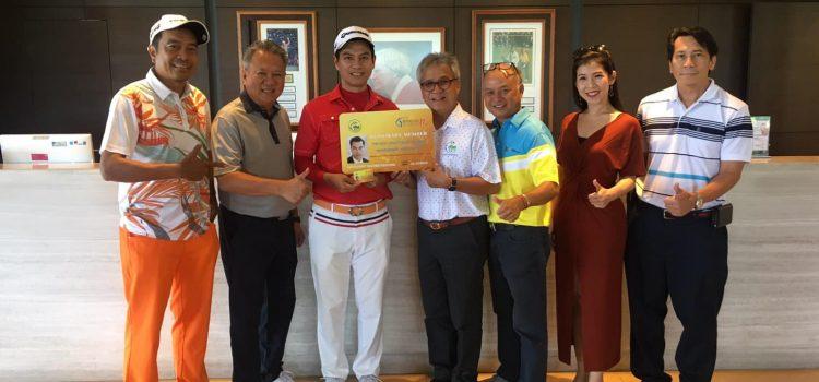 ขอแสดงความยินดีกับคุณวิศรุต ไมตรียืนยง ผู้ชนะรายการSingha Amazing Thailand Pattaya Golf Festival 2018 และได้รับบัตร honarary card จาก 17 สนามกอล์ฟที่เป็นเจ้าภาพจัดการแข่งขันภาคตะวันออกมูลค่ากว่า1,000,000บาท และปีนี้จะกลับมาป้องกันตำแหน่ง โดยมี 19 สนามเป็นสังเวียนในปี 2019 นี้ EGA Thailand