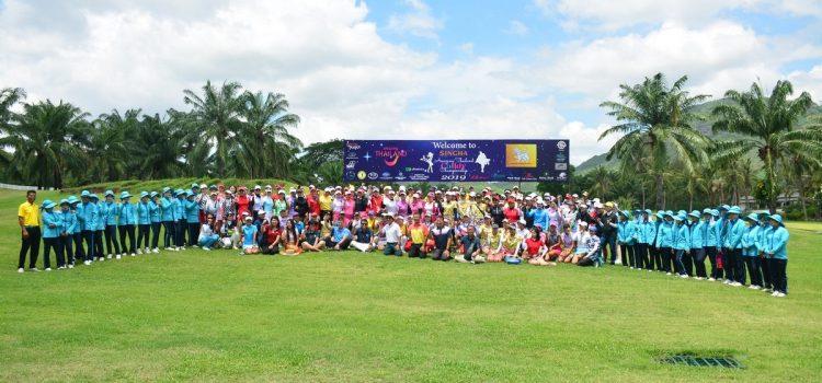 """ผลการแข่งขัน และภาพบรรยากาศ การแข่งขันกอล์ฟ """"Singha Amazing Thailand Caddy Championship 2019"""" @ สนาม ปาล์มฮิลส์ กอล์ฟ คลับ แอนด์ เรสซิเดนส์ หัวหิน (วันอังคารที่ 9 กรกฎาคม 2562)"""