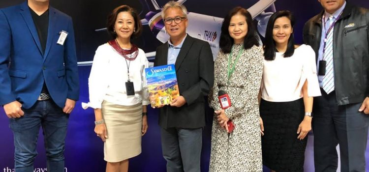 Thank you Ms.Kulkanda Thai Airway & the Royal orchid holidays for your interested Joining EGA Thailand to be part of the Amazing Thailand home coming 2020 Meeting was very constructive taken place this morning with EGA Thailand
