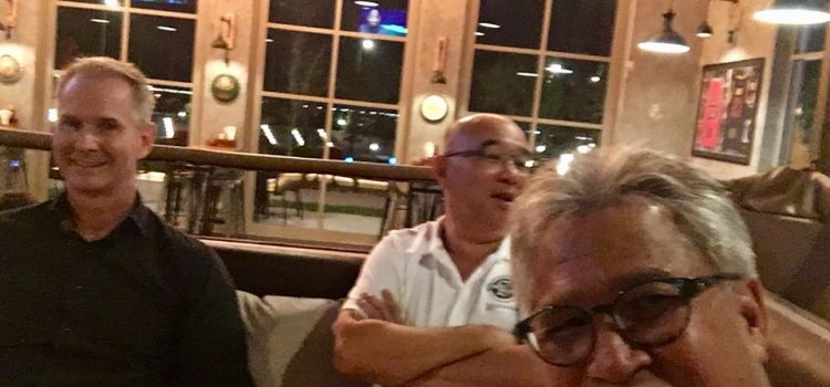 ขอบคุณคุณJames Pattana Golf invited us to the Fame Entertainment complex He had joined us hosting most prestigious Thailand home coming 2020 EGA Thailand