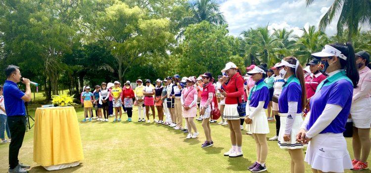 ผลการแข่งขัน และภาพบรรยากาศการแข่งขันกอล์ฟ Amazing Thailand EGA Pattaya Ladies Golf Championship 2020 @ Burapha Golf & Resort (Monday, 13th July 2019)