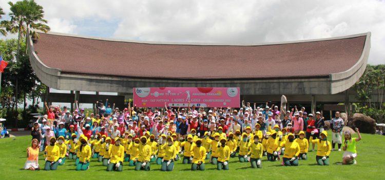 ผลการแข่งขัน และภาพบรรยากาศการแข่งขันกอล์ฟ Amazing Thailand EGA-TAT Pattaya Ladies Golf Championship 2020 @ Laem Chabang International Country Club (Monday, 10th August 2020)